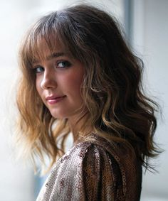 Picture of Haley Lu Richardson Hairstyles With Bangs, Easy Hairstyles, Haley Richardson, Hair Inspo, Hair Inspiration, Pretty People, Beautiful People, Beautiful Women, Celebs