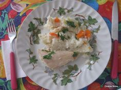 Zinnaida : PILAF DE GĂINĂ Fun Cooking, Mashed Potatoes, Rice, Ethnic Recipes, Food, Whipped Potatoes, Smash Potatoes, Essen, Meals
