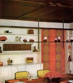 a look back at 70's decor
