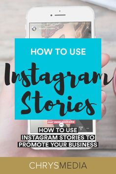 Read our latest post on 8 ways to use Instagram Stories to promote your business. #socialmedia #marketing #entrepreneur #girlboss #business #InstagramStories