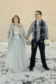 33 Cool Ideas for the Groomsmen - WeddingWire.com Cardigans!  Getting married in the colder weather? Throw on a cozy sweater instead of a jacket!