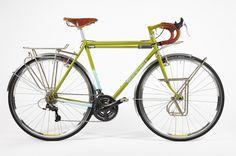 classy Breadwinner Cycles Aufderheide tourer