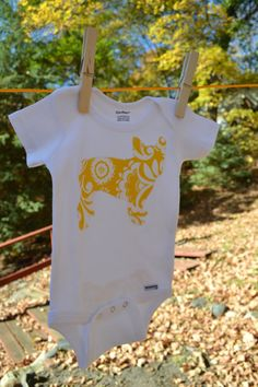 French Bulldog Appliqued Onsie by MaddiesMomE on Etsy