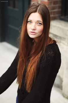I want to dye my hair like this