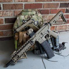 I like that rifle!