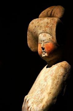 Tang Dynasty woman ,China