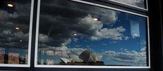 Sydney Opera House Reflection by john the supernova, via Flickr