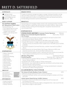 resume templates that will get you noticed elevated resumes werk