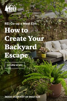 Six tips for making the most of your outdoor space. Indoor Outdoor Rugs, Outdoor Seating, Outdoor Dining, Outdoor Decor, Outdoor Outlet, Expandable Dining Table, Leafy Plants, Small Outdoor Spaces, Lawn Chairs