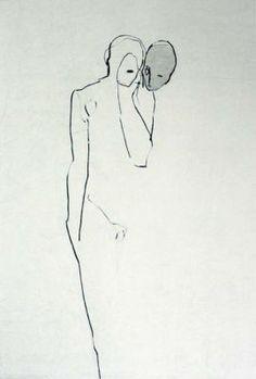 Bilderesultat for terje resell Figure Painting, Painting & Drawing, Figurative Kunst, Life Drawing, Art Sketchbook, Face Art, Illustration Art, Illustrations, Design Art