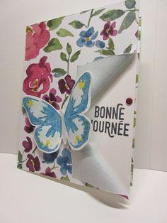 SU - Atelier chez Anouk - kit estampes Watercolor wings... fév. 2016