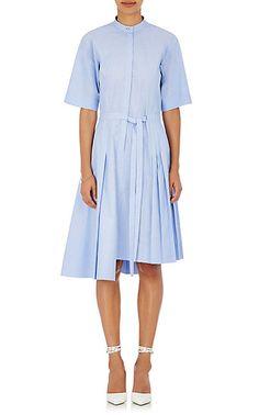 Cedric Charlier End-On-End Shirtdress - Dresses - 504682985