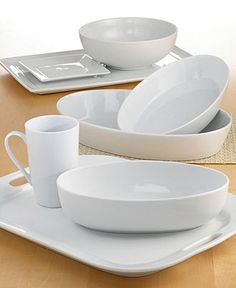 The Cellar Whiteware Serveware & Accessories - Casual Dinnerware - Dining & Entertaining - Macy's