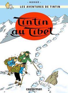 Tintin -20- Tintin au Tibet - BD