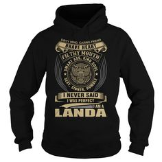 [Love Tshirt name printing] LANDA Discount 15% Hoodies, Tee Shirts