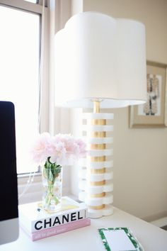 meagan home office. southern curls u0026 pearls home office reveal meagan m