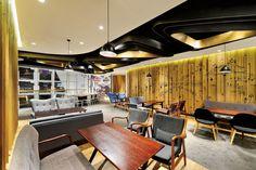 Chips Republic café by Alexchoi design & Partners, Hong Kong » Retail Design Blog