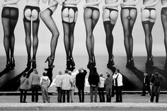Hosiery by Palmers (legs by Crazy Horse Paris)