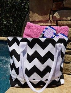 Chevron Summer Bag Only $7.99! 5 Colors!  http://becomeacouponqueen.com