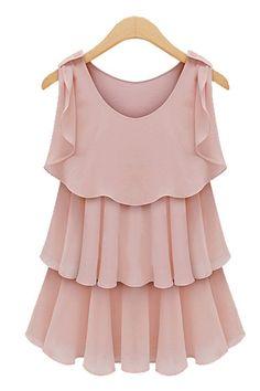 55 Charming Casual Style Outfits To Inspire Every Girl - Fashion New Trends Girl Fashion, Fashion Dresses, Womens Fashion, Types Of Pleats, Diy Kleidung, Chiffon Ruffle, Chiffon Shirt, Lace Peplum, Ruffles