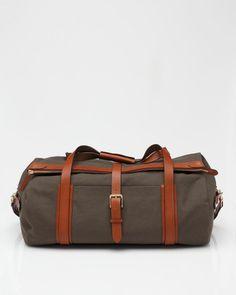 Fancy - Explorer Canvas Duffle Bag by Mismo 5f633a17d0e15
