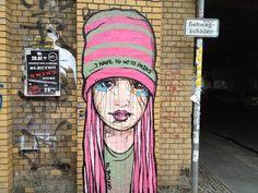 Street Art from Berlin....