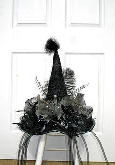 Purple Witch Hat / Halloween Costume / by englishrosedesignsoh