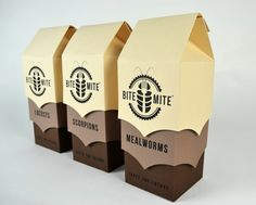 40+ Beautiful Packaging Design Concepts and Ideas