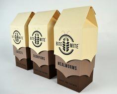 Image result for modern food packaging design