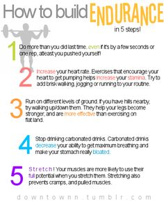 How to build ENDURANCE.