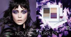 Fall Trend: Nouveau Purples #ColorVision #Sephora