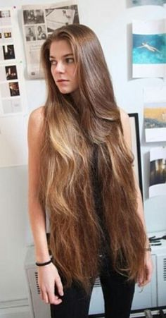 Fetish term for long hair