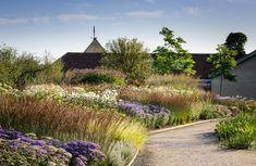Piet Oudolf » Hauser & Wirth Sidewalk, Landscape, Garden, Plants, Inspiration, Style, Biblical Inspiration, Swag, Scenery