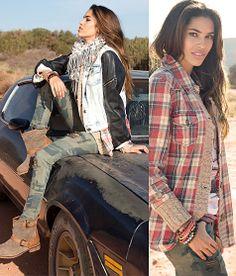 Fall Sedona 2013: Look 6