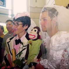 Misha Collins First Wedding