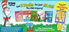 EarlyMoments.com | Dr.Seuss Offer