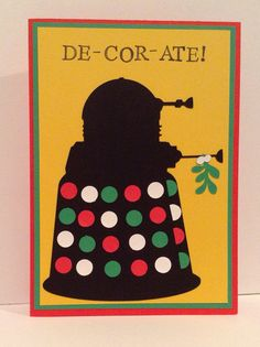 Nerdy Christmas Decorations | 21 Awesomely Nerdy Holiday Cards ...