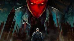 Batman DC Comics Batman The Dark Knight Red Hood / Wallpaper Batman Arkham Knight, Batman The Dark Knight, Dark Knight Wallpaper, Batman Wallpaper, Batman Pictures, Batman Red Hood, Ben Oliver, Hood Wallpapers, Red Hood