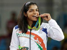 Sakshi Malik Icon of India in Rio 2016