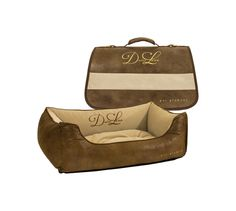 Set Elegance - Distinguished and sophisticated looking set of bag and bed
