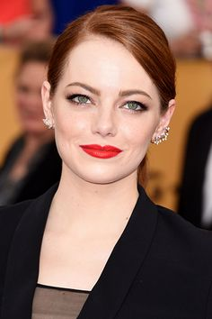 6 Beauty Ideas to Steal from the SAG Awards Red Carpet