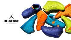 Nike le suma color a su nueva colección de modelos Air Jordan 1 Retro inspirados en las bebidas Gatorade