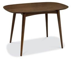 Premier Collection Oslo Walnut 4-Seater Fixed Dining Table, 129 x 85 x 77 cm Premier Collection http://www.amazon.co.uk/dp/B00YYEEDOM/ref=cm_sw_r_pi_dp_iVtGvb0Z8X48G