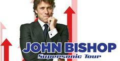 John Bishop 04 & 05 December 2014  o2 Dublin