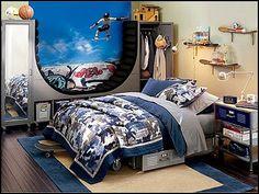 1000 images about pojkrums inspiration on pinterest for Boys skateboard bedroom ideas