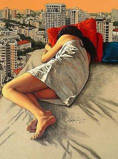 World's National Museums and Art: Painting by Zhong Biao