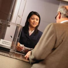 Train your tellers to look for cross-sale opportunities.