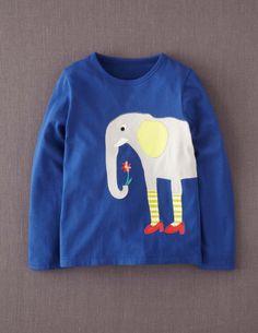 Elephant with shoes! hehe