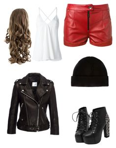 """""""Rebel"""" by bturspringer on Polyvore featuring Magda Butrym and Dondup"""
