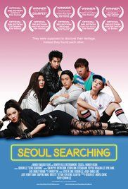 Seoul Searching. Oh my gosh this movie was so good! It's characters where lovable each with backstories that tugged at heartstrings. All the crazy antics they get into have a light and happy vibe about them. Im watching this movie while I'm sick and it is such a feel good movie. I laughed out loud, cried, and smiled all in this movie that's just the right length. I would recommend it to anyone who can watch it. (It's on Netflix right now).  9.4/10